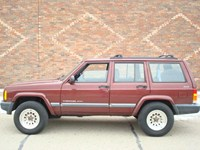 2001 Jeep Cherokee Michigan 22171