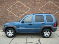 2003 Jeep Liberty Michigan 22738