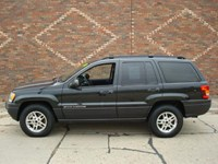 2004 Jeep Grand Cherokee Michigan 22732