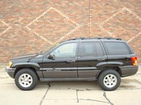 2000 Jeep Grand Cherokee Michigan 22677