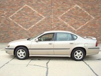 2002 Chevrolet Impala Michigan 22317