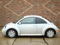 2001 Volkswagen New Beetle Michigan 22588