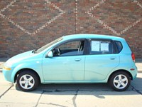 2005 Chevrolet Aveo Michigan 22217