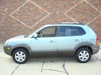 2005 Hyundai Tucson Michigan 22559