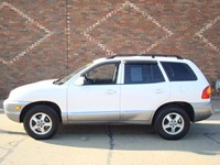 2004 Hyundai Santa Fe Michigan 22245