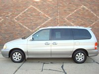 2004 Kia Sedona Michigan 22692
