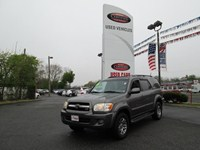 2005 Toyota Sequoia Long Island U18766T