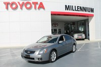 2008 Nissan Maxima  UT40648T