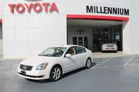 2006 Nissan Maxima  UT40655T
