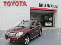2008 Mercedes-Benz M-Class  UT40692T