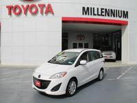 2012 Mazda MAZDA5  UT40775T