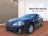 2008 Pontiac Grand Prix New York  8UT0725