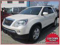 2008 GMC Acadia Long Island 14847