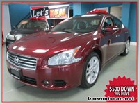 2010 Nissan Maxima  14807