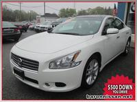 2010 Nissan Maxima  14805