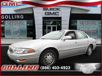 2000 Buick LeSabre MI 4572A