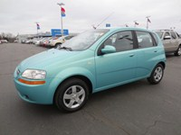 2005 Chevrolet Aveo MI  P5911