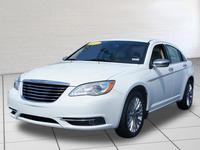 2011 Chrysler 200  D0436A
