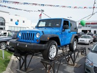 2011 Jeep Wrangler  D0613A