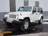 2010 Jeep Wrangler Unlimited  P14357