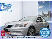 2011 Honda Accord Sedan Queens 34842T