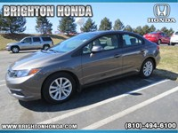 2012 Honda Civic Sedan Michigan HP3085
