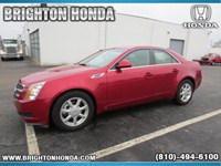 2008 Cadillac CTS Michigan HP3065