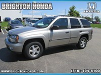 2002 Chevrolet TrailBlazer Michigan H30414A