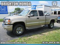 2005 GMC Sierra 2500HD Michigan HP4012