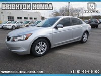 2009 Honda Accord Sedan Michigan H30275A