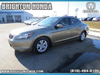 2008 Honda Accord Sedan Michigan H35118A