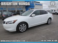 2008 Honda Accord Sedan Michigan HP3049