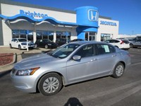 2010 Honda Accord Sedan Michigan HP3044
