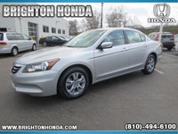 2011 Honda Accord Sedan Michigan H35194A
