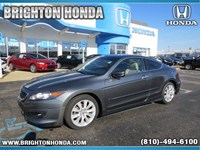 2010 Honda Accord Coupe Michigan H30282A