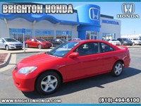 2005 Honda Civic Coupe Michigan H35171A