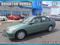 2004 Honda Civic Michigan H30289A
