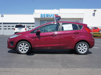 2011 Ford Fiesta Michigan MP122