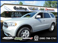 2012 Dodge Durango Michigan P7924