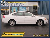 2013 Chevrolet Impala Michigan PD097