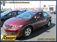 2013 Honda Civic Sedan Michigan HD225