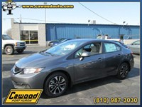 2013 Honda Civic Sedan Michigan HD217