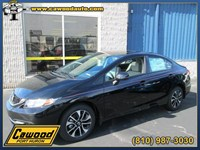 2013 Honda Civic Sedan Michigan HD182