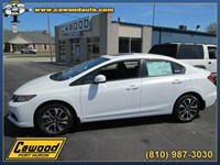 2013 Honda Civic Sedan Michigan HD261