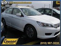 2013 Honda Accord Sedan Michigan HD194