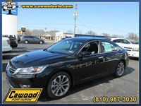 2013 Honda Accord Sedan Michigan HD241