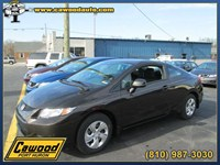 2013 Honda Civic Coupe Michigan HD177