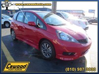 2013 Honda Fit Michigan HD034