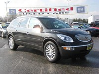 2011 Buick Enclave South New Jersey 52000